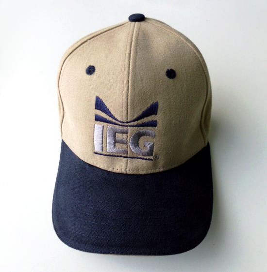 Bordado Gorro IEG